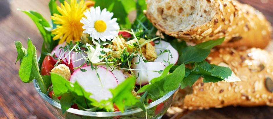 Der originelle Brotzeit-Genuss: Weißwurst-Radieserl-Salat