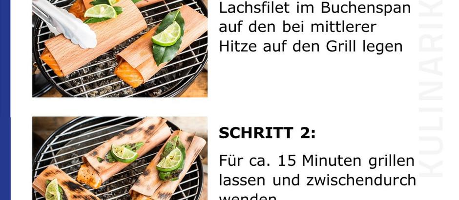 Grillfisch-Tipp Frühling 2021