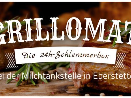 Ein Traum für alle Spontangriller wird wahr:  Krammer Grill-O-Mat in Eberstetten