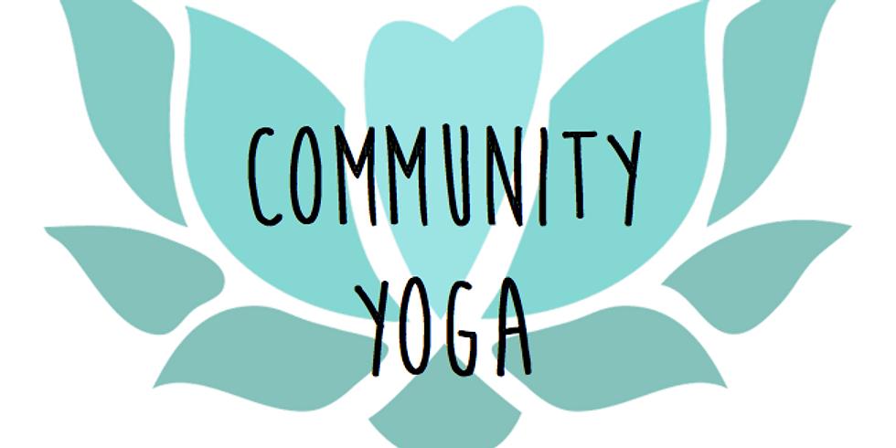 Community Yoga - Move & Groove