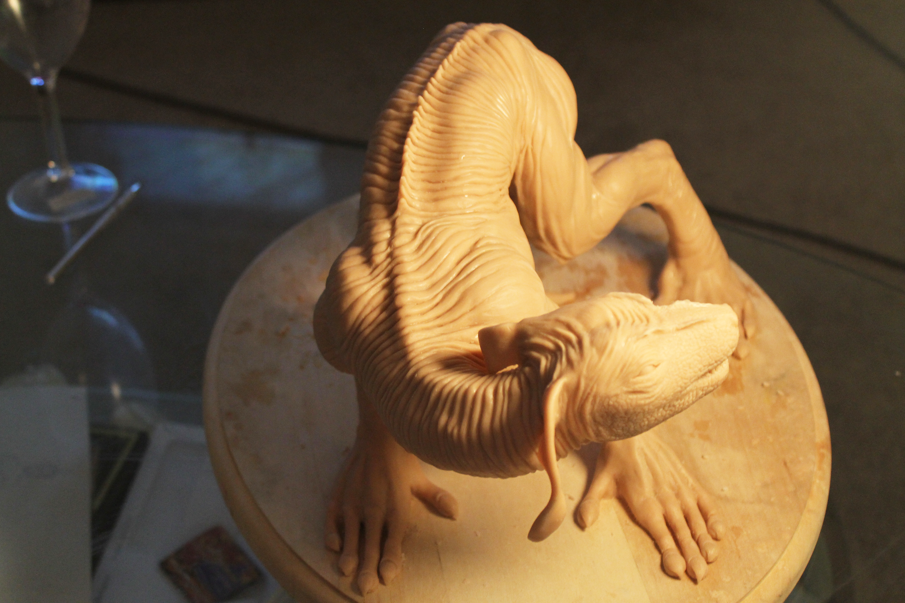 Clay Sculpture Image 5