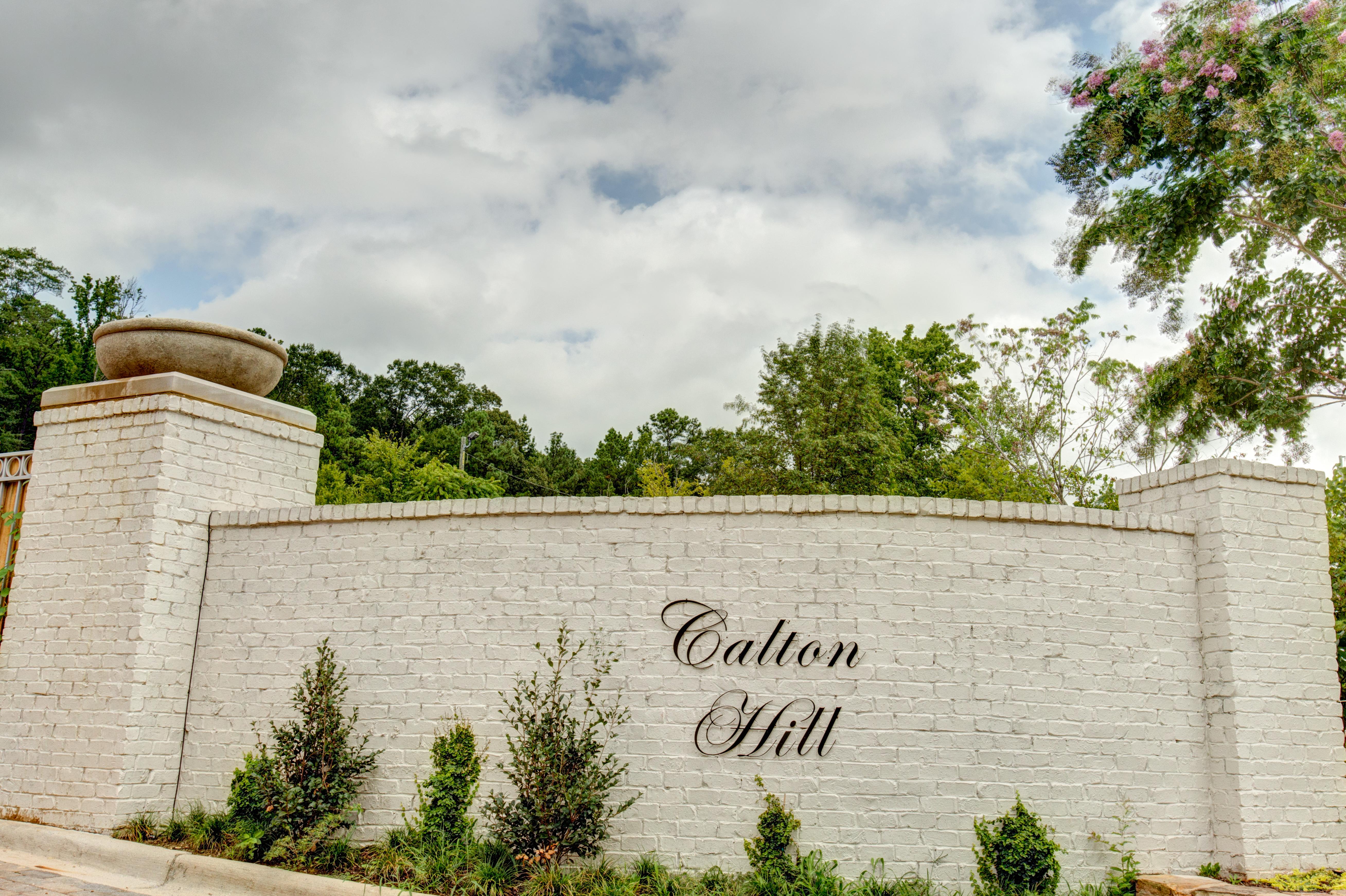 Calton Hill entrance