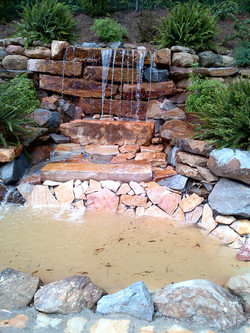 Heritage Parc Water feature