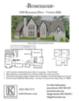 New homes Vestavia, Custom Homes Birmingham, Rosemont, KADCO Homes, New homes Birmingham, Birmingham Custom Home builders