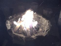 Firepit at the Park