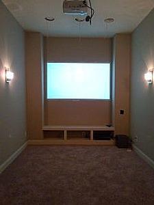 Heritage Parc Media Room