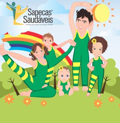 CD SAPECAS SAUDÁVEIS