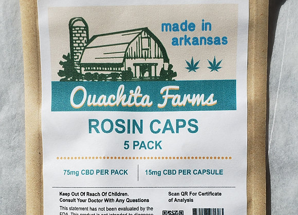 Ouachita Farms Rosin