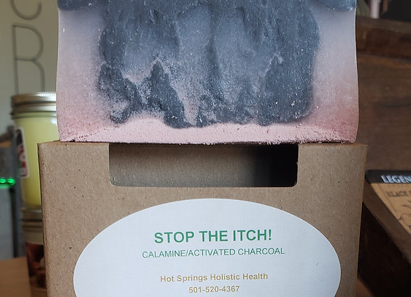 Stop the Itch! Soap
