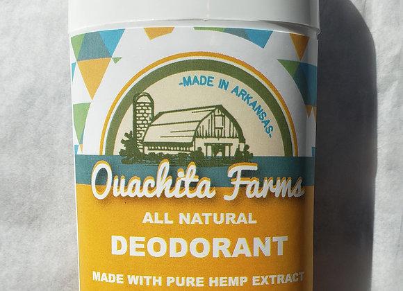 Ouachita Farms Deodorant