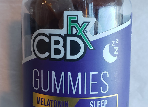 CBD FX Melatonin Gummies