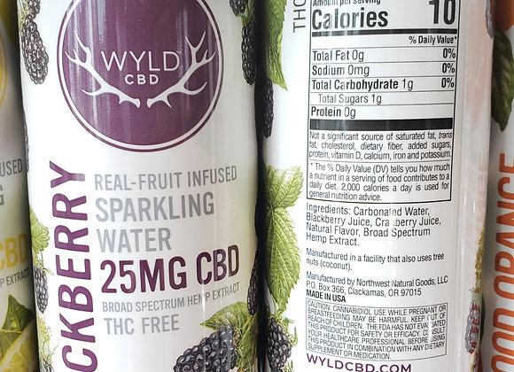 WYLD Sparkling Water