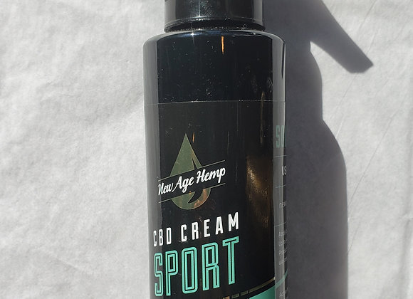 New Age Hemp Sport Cream