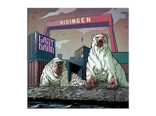 """Hisingen 12"""" Vinyl"""
