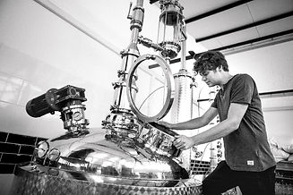 Our Distilling Process