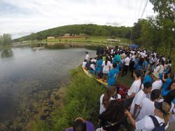 PF Camporee Baptism