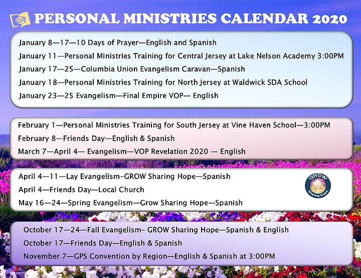 Calendar of Activities 2020-njceduasst.j