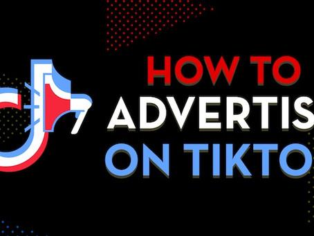 TIKTOK ADVERTISING FOR E-COMMERCE & SHOPIFY DROPSHIPPING IN 2020