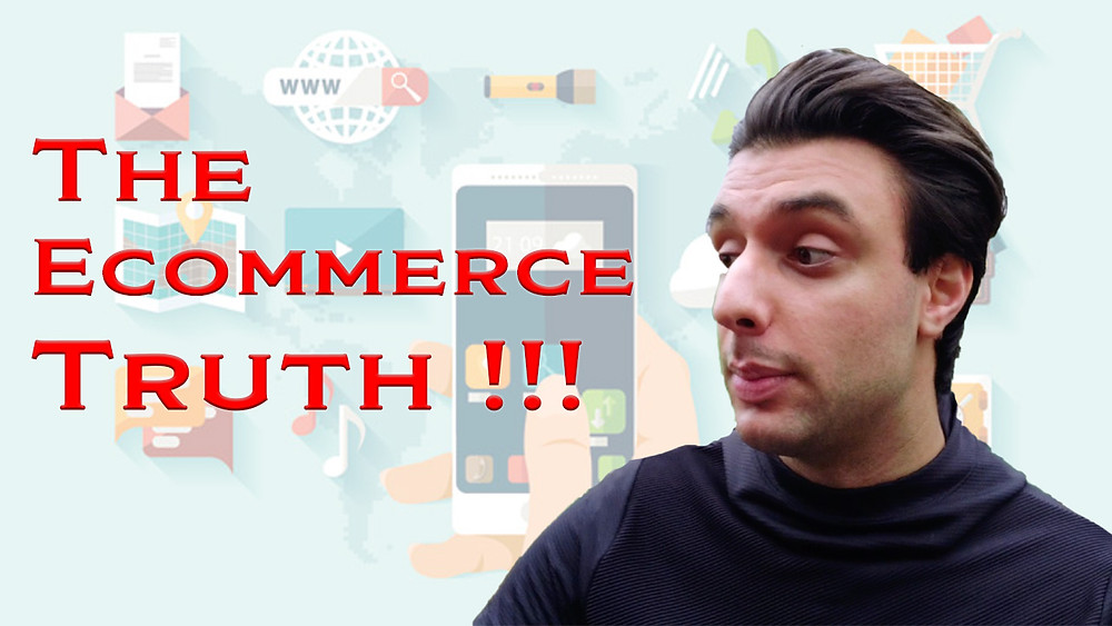 The RAW TRUTH About E-commerce & Dropshipping