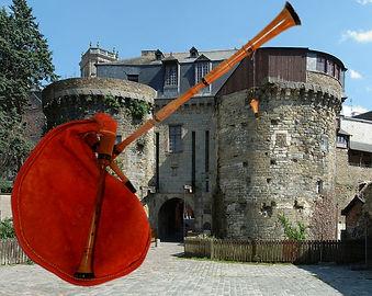 Corneuse Medievale H Gautier