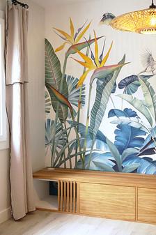 conception meuble TV