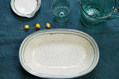 vaisselle en céramique grès du Portugal, fait à la main. CERAMIRUPE