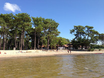 Ares plage