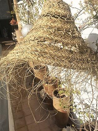 suspension doum feuille de palmier Maroc