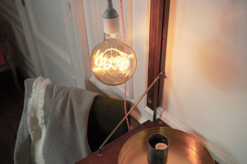 ampoule filament love