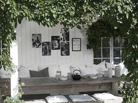 Terrasses, de belles idées pour échapper aux chaleurs étouffantes