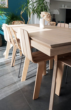 table sur mesure