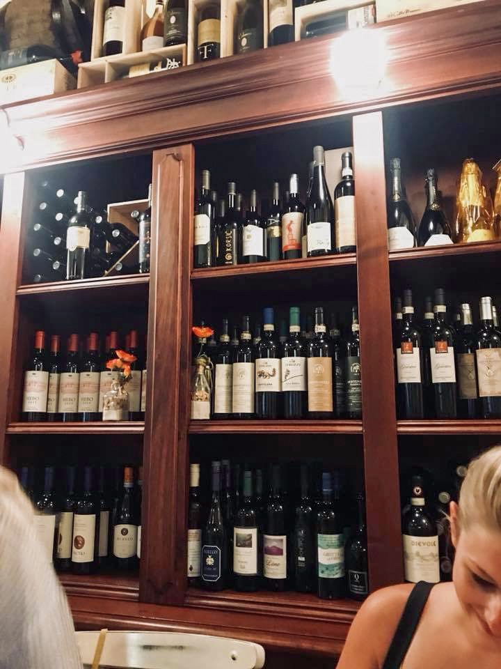 best wine in Florence Italy