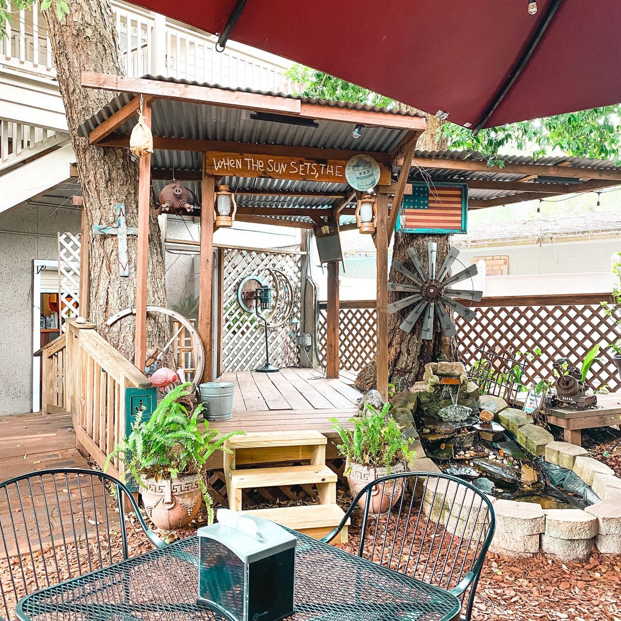 outdoor restaurants in hilton head south carolina