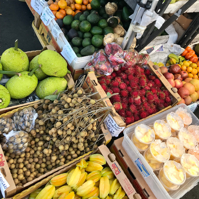 best farmers markets on oahu