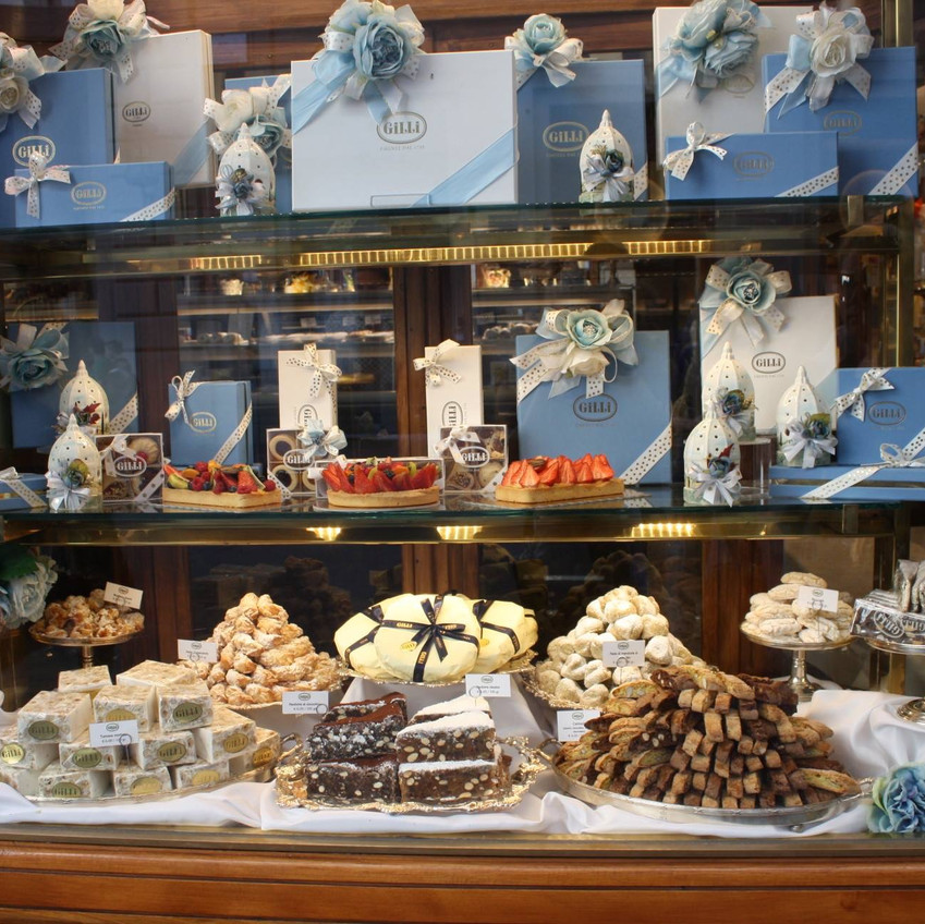 desserts in florence italy