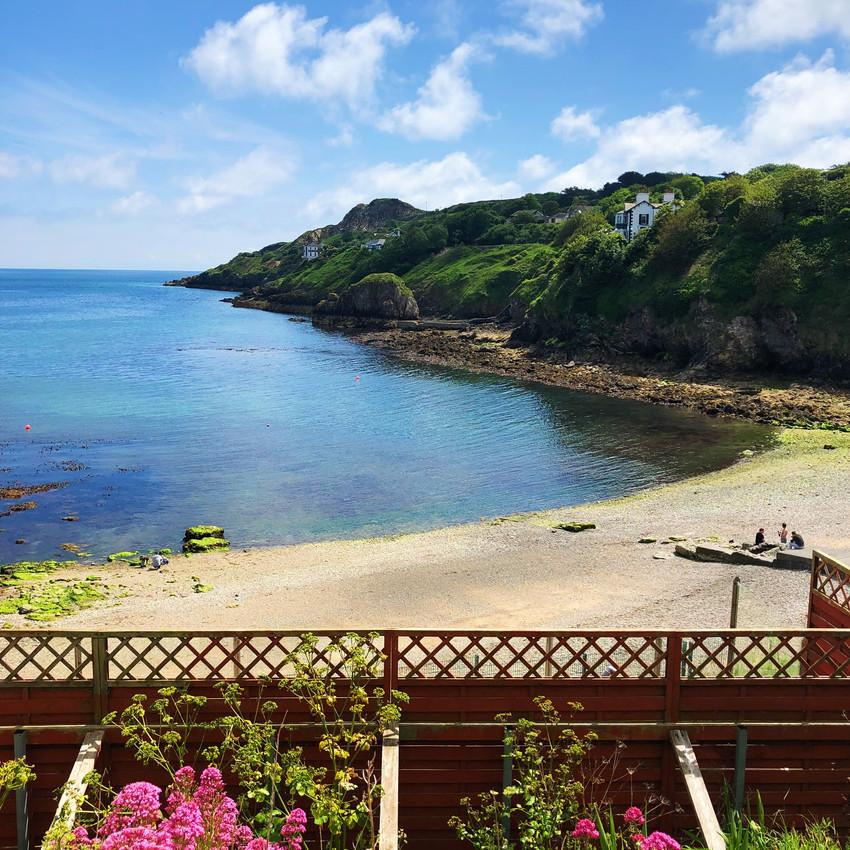 visiting Howth Ireland