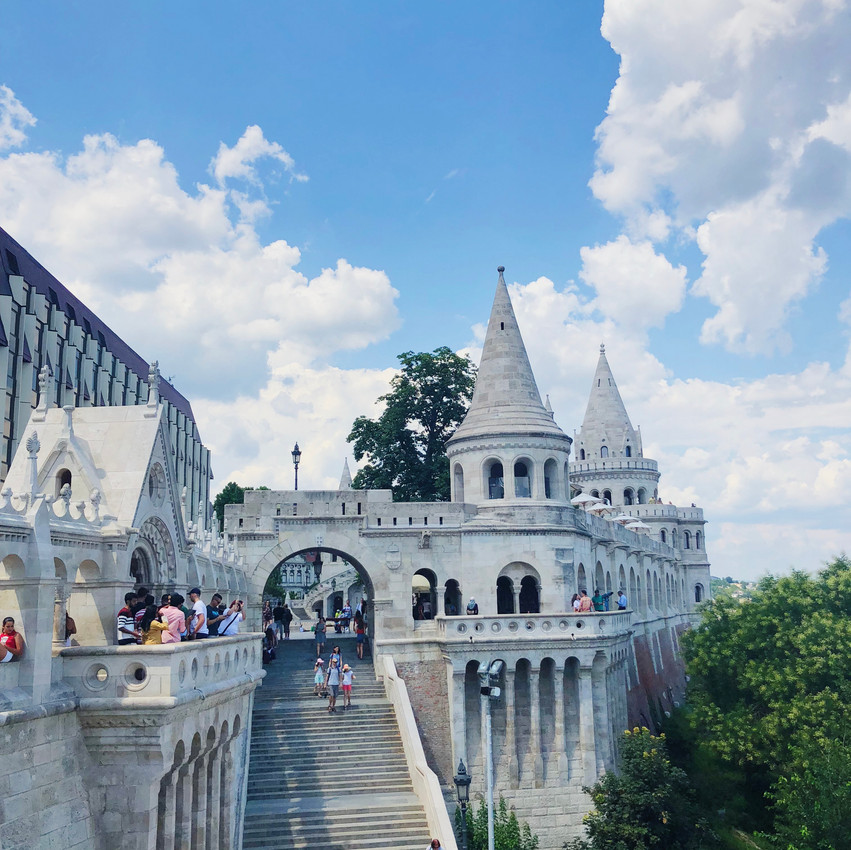 visiting buda castle