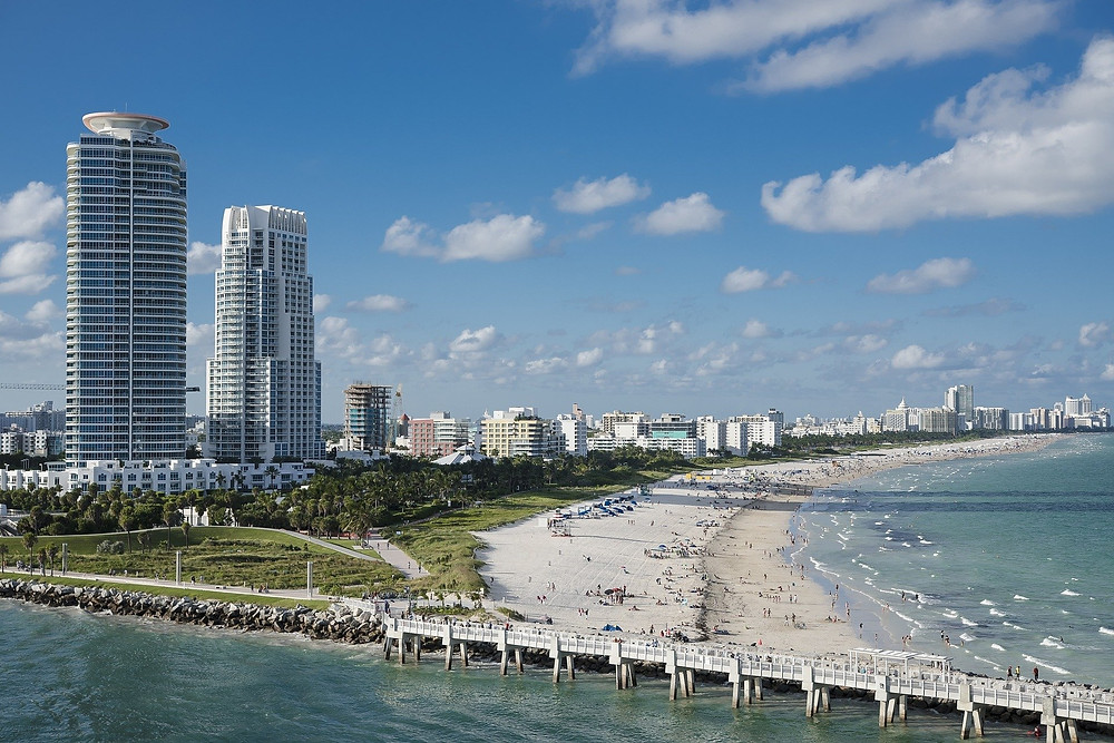 miami florida for best party places for spring break