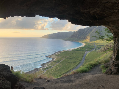 caves in oahu hawaii