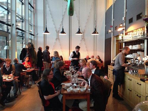 fine dining in Stockholm Sweden