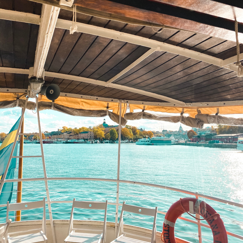 stockholm archipelago boat cruise