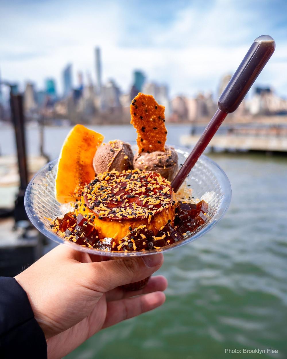 desserts in New York City