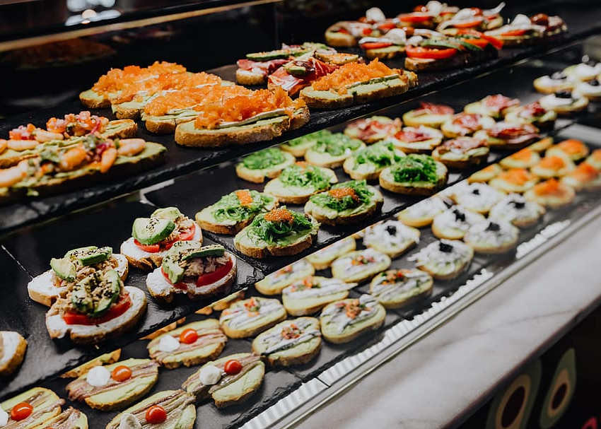 food guide for madrid spain