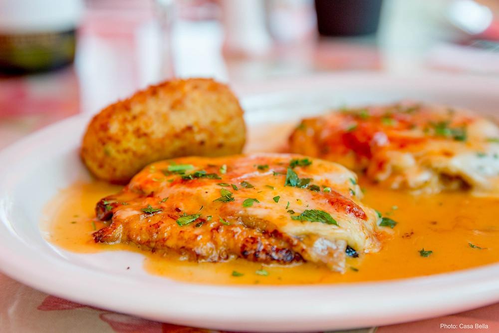 restaurants in little Italy Manhattan