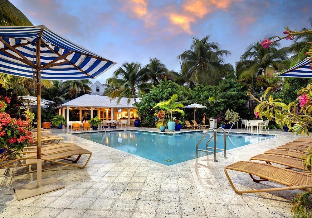 Romantic getaway in florida