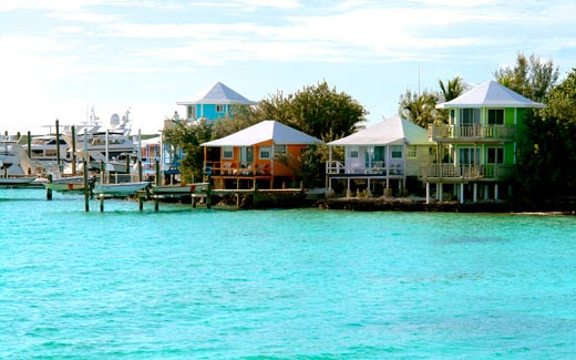 hotels at where to stay in bahamas