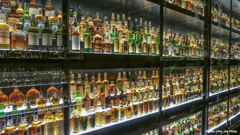 best whiskey tour in Edinburgh Scotland