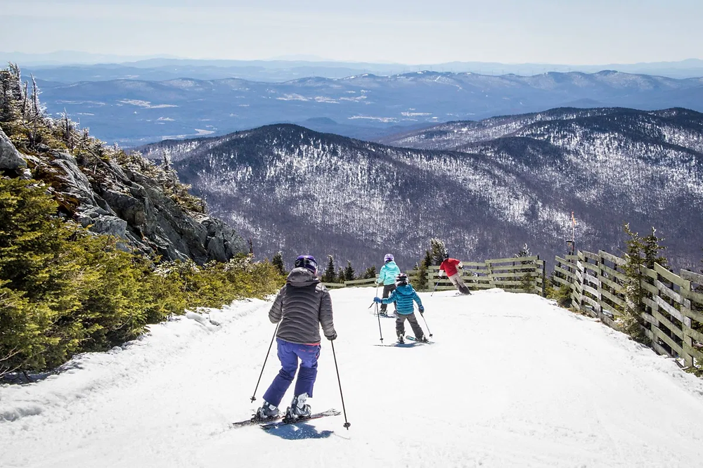 Ski resorts for the whole family