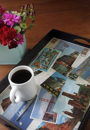 postcard projects for awesome travel blogs