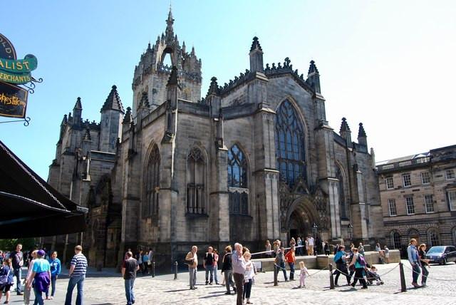churches in Scotland